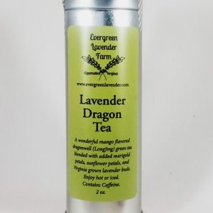 Lavender Dragon Tea