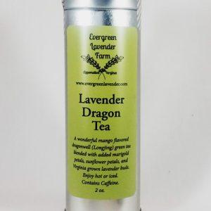 Lavender Dragon Tea