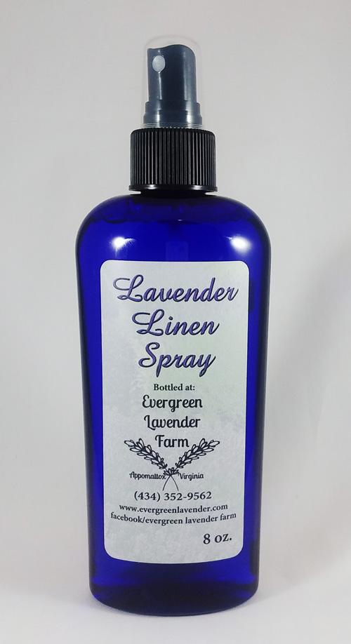 Lavender Linen Spray