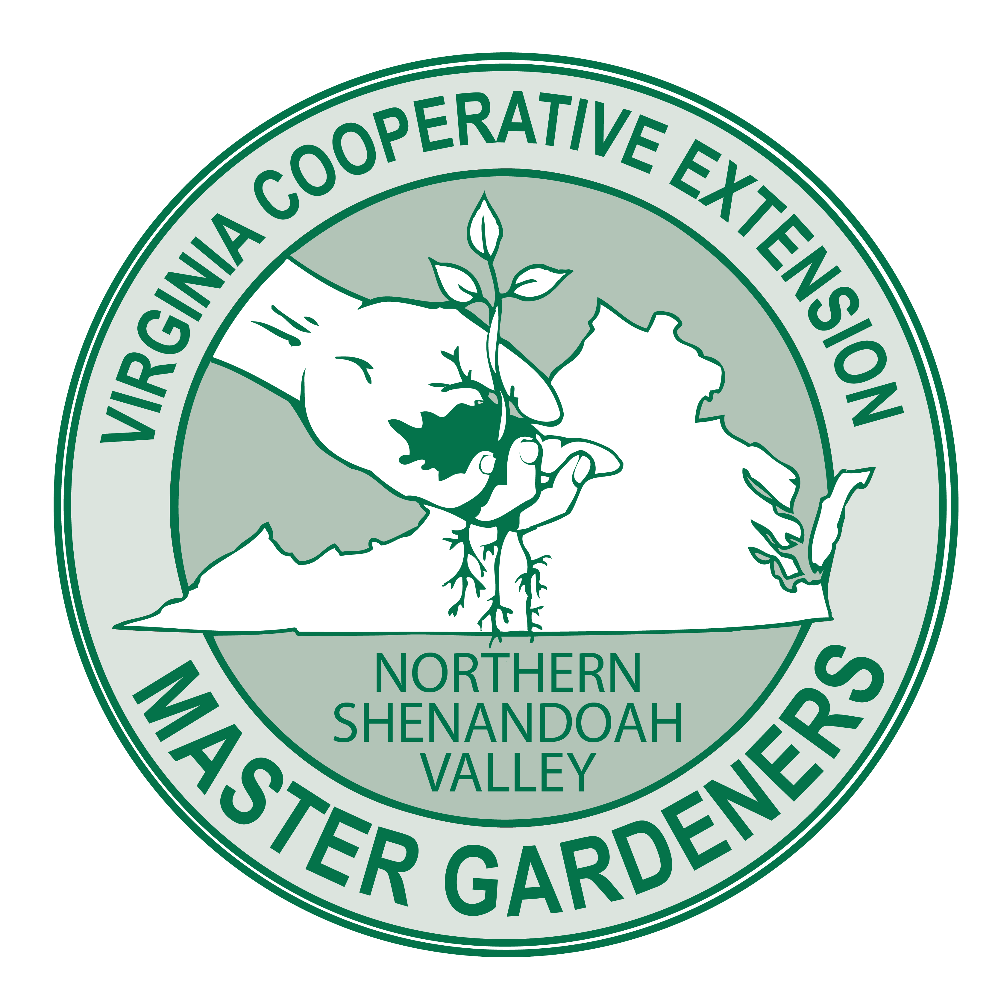 Virginia Cooperative Extension: Master Gardeners logo