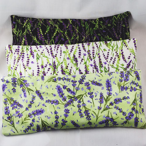 Lavender Flaxseed Eye Pillows