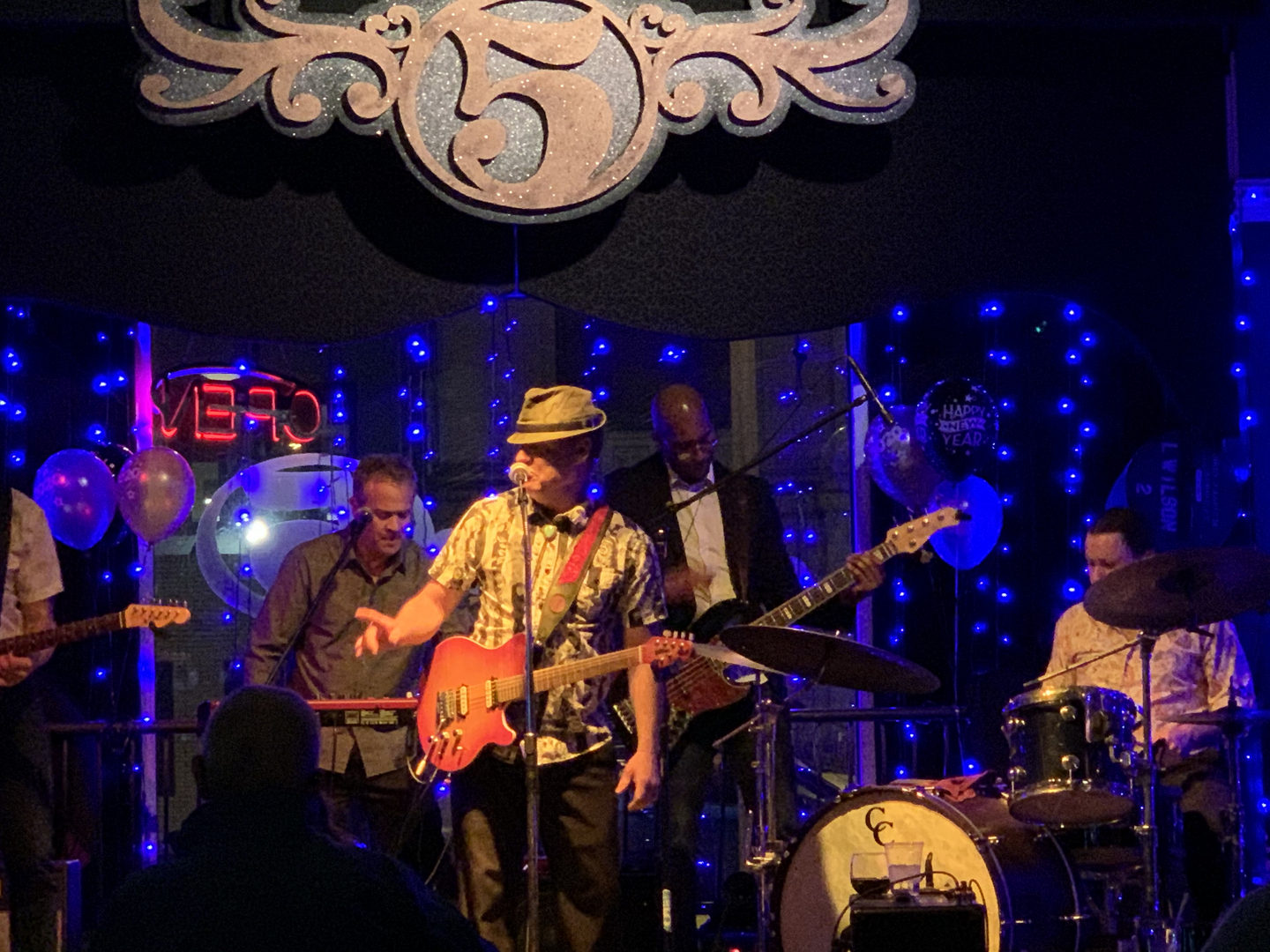Hoppie Vaughn and The Ministers of Soul