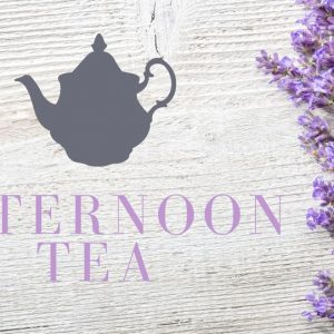 Afternoon Tea {Presented by Evergreen Lavender Farm in collaboration with Tea To Thee}